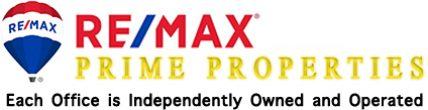 Remax Prime Logo GOLD